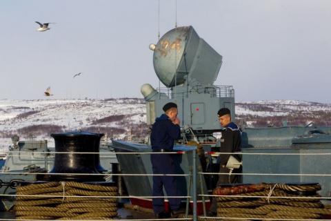 Арктическая экспедиция СФ до…