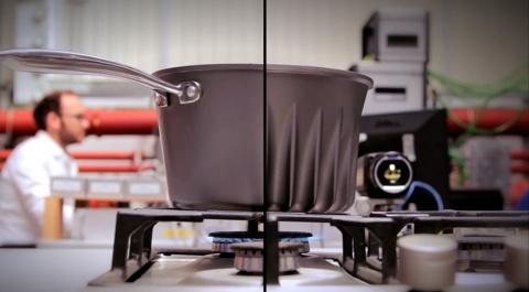 Наука о реактивных двигателях на службе у поваров