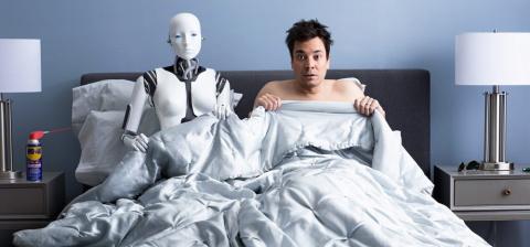 Американские мужчины готовы к сексу с роботом