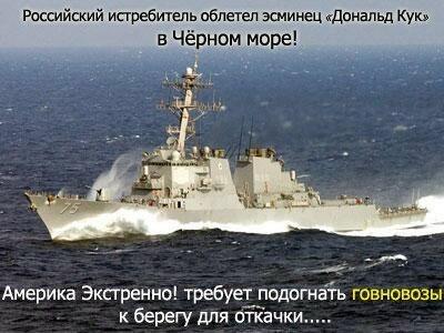 Откровения американского моряка