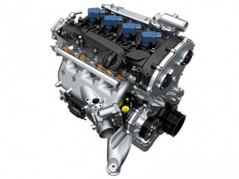 НАМИ показал 245-сильный турбомотор для «Кортежа»