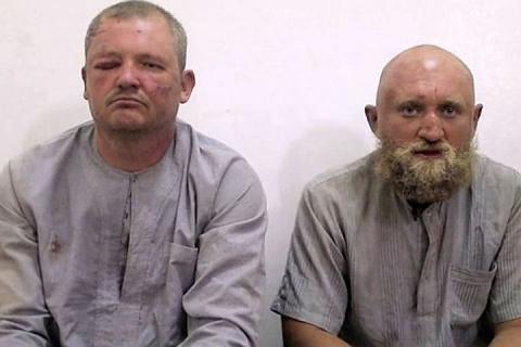 Не надо стесняться наших пленных!!! Юлия Витязева