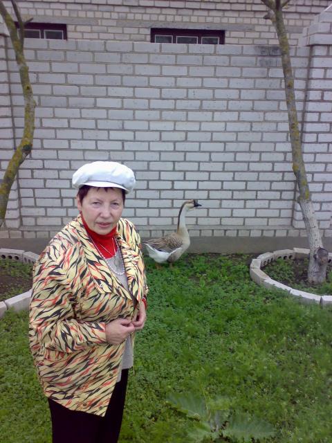 Людмила Сафонова (личноефото)