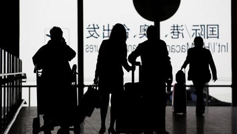 В Китае самолет не взлетел и…