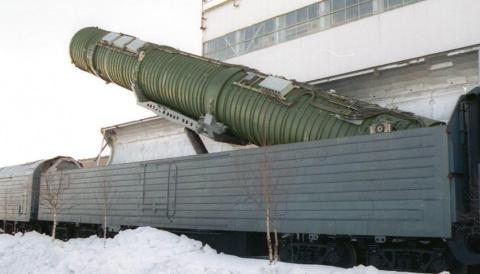 """Возрождение """"ядерного"""" поезда: """"Баргузин"""" будет """"баргузить"""""""