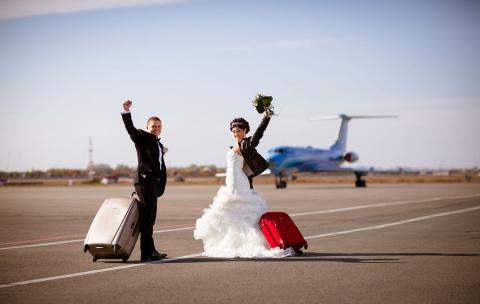 Куда поехать в свадебное пут…