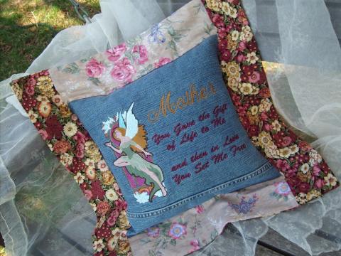 Идеи декоративных подушек из…