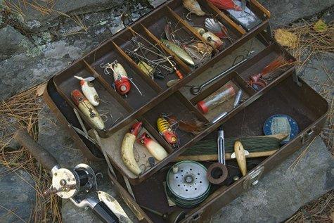10 основных вещей, которые нужно брать с собой на рыбалку