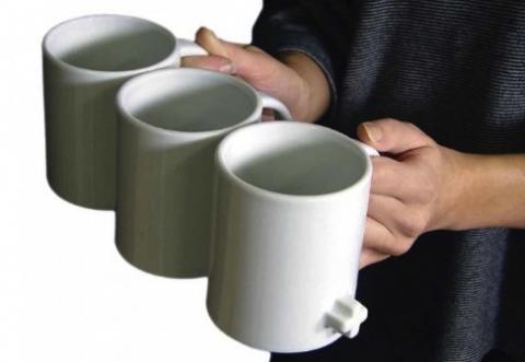 Умные кофейные кружки