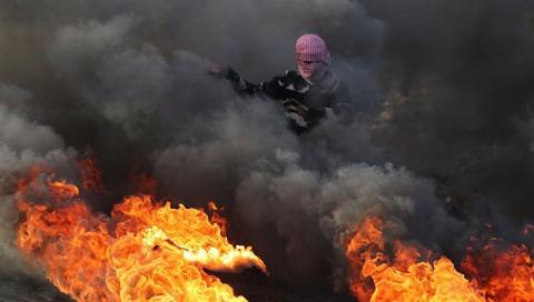 Палестинское движение ХАМАС заявило о начале третьей интифады после решения США признать Иерусалим