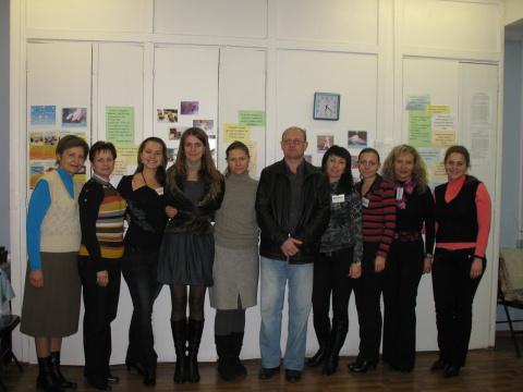 5 набор консультантов в методе позитивной психотерапии в Полтаве, 16-18 ноября 2010 года