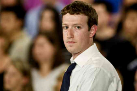 Маски сброшены: Цукерберг признал перед камерой, что «Facebook» работает на правительство США!!!