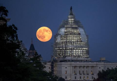 «Трамп на луне»: новая программа США