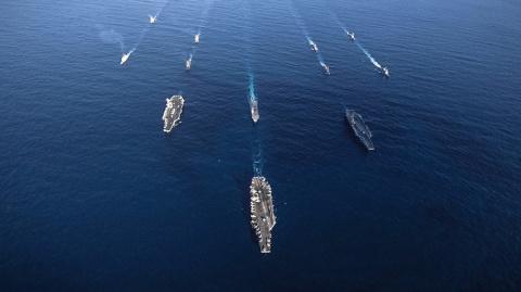 Южная Корея обратилась с просьбой к США, отложить военные учения на период Олимпиады