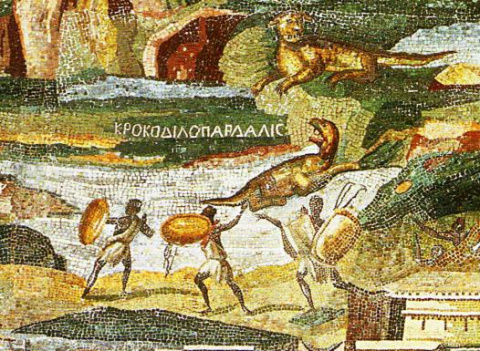 Вероятные древние изображени…