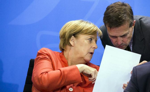 Немцы думают как спасти Укра…