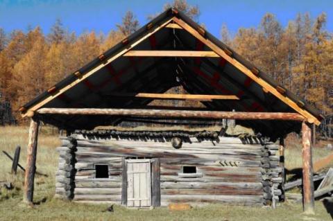 Жуткие истории Якутии: Изба …