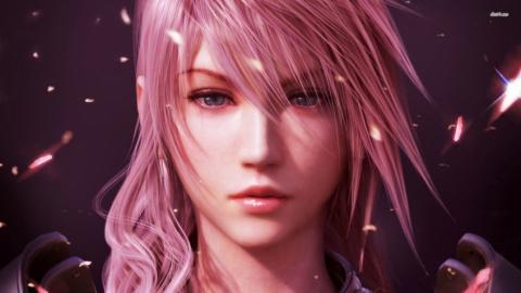 Героиня Final Fantasy XIII «рекламирует» Nissan