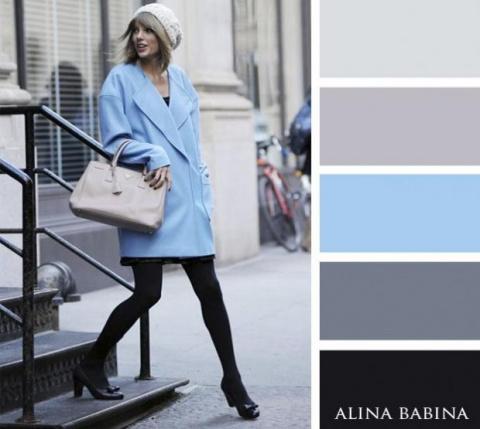 Лучшие цветовые сочетания для осеннего гардероба