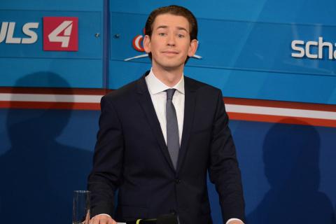 Будущий премьер Австрии отка…