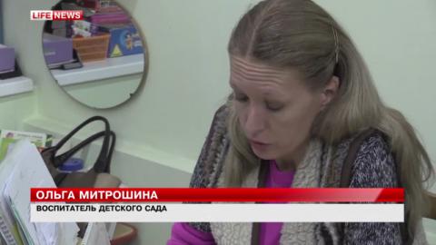 Коллектор угрожает взорвать детский сад из-за долга воспитательницы