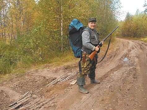 Леший леса: глухарь бывает заколдованным