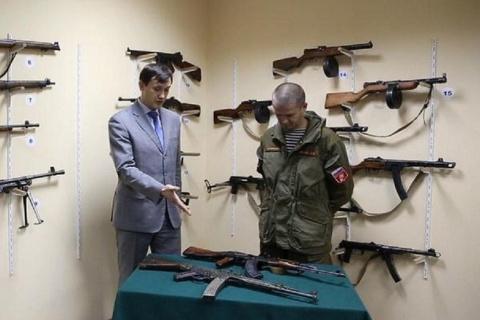 АК-47 И ШТУРМГЕВЕР ШМАЙССЕРА…