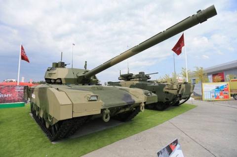 Как изменятся основные боевые танки в ближайшем будущем