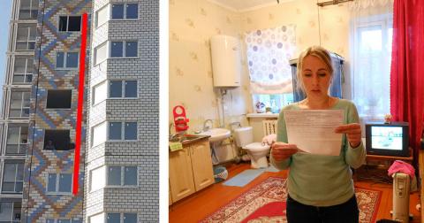 Слышите, никогда не покупайте квартиры в новостройках (20 фото)