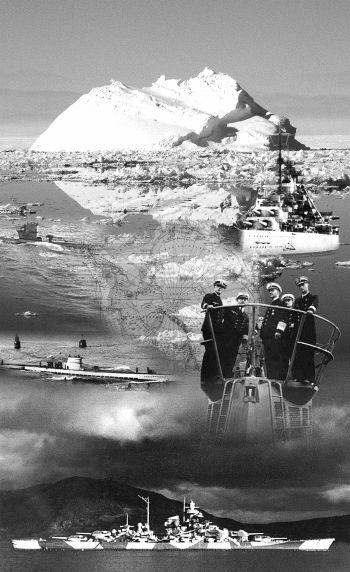 Ганс-Ульрих фон Кранц Свастика во льдах. Тайная база нацистов в Антарктиде -1 часть
