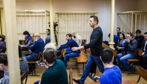 Почему Навального не допусти…