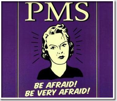 Зимой ПМС у женщин проходит …