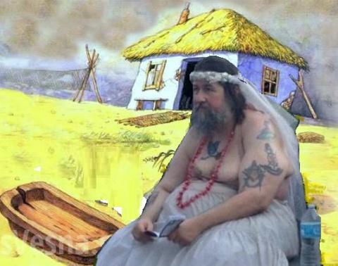 Украина у разбитого корыта