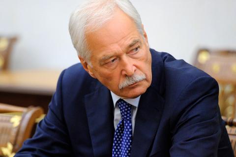 Полпред Борис Грызлов про закон о реинтеграции: Донбассу нужно готовиться к обороне