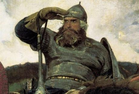 Украинцам запретили читать об Илье Муромце