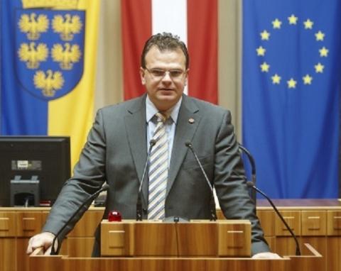 Австрийский депутат о визите в Крым: протесты Украины не впечатляют