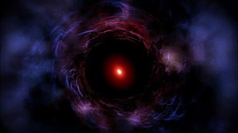Обнаружена очень далекая «мертвая» галактика