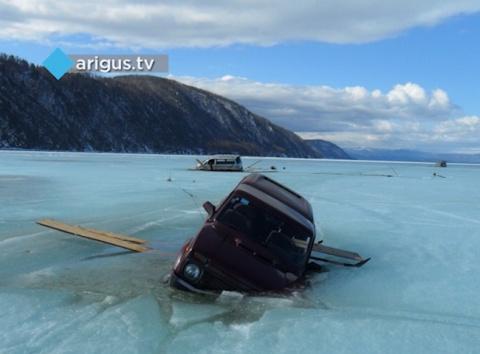 Со дна Байкала подняли 92 автомобиля, трактор и самолет