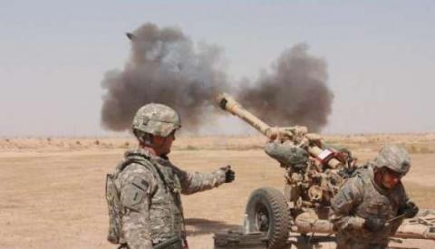 Привет Эрдогану: США передадут курдам артиллерию, стрелковое оружие и лёгкую бронетехнику