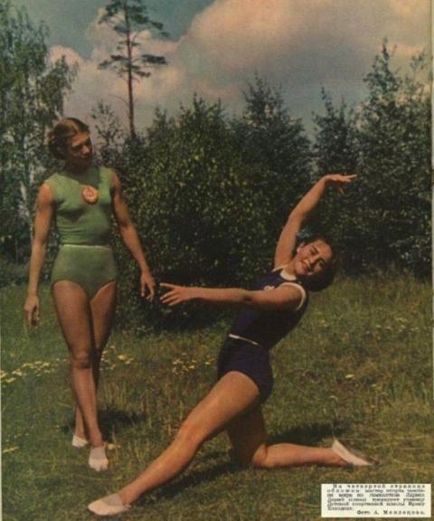 30 советских красавиц c обло…