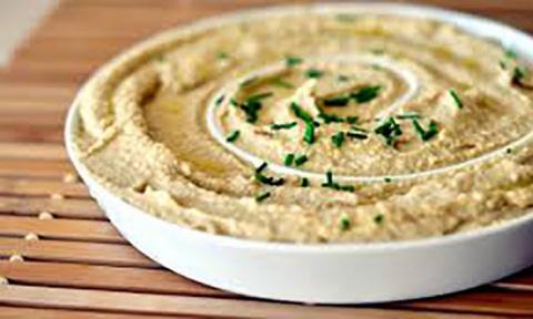 Хумус снижает риск болезней.…