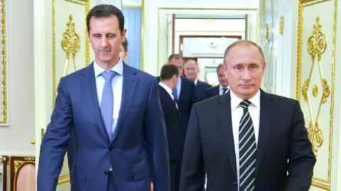 Путин и Асад победили?