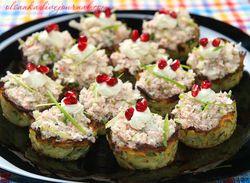 Готовимся к Новому году: идеи простых закусок на праздничный стол!