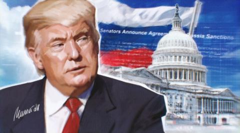 По нотам Кремля: вместе с санкциями против России Трамп подписал приговор ФРС
