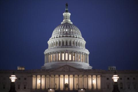Сенат заблокировал законопроект об отмене Obamacare