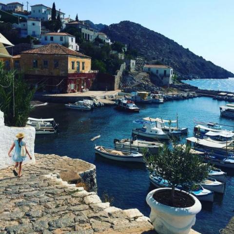 8 жемчужин: греческие остров…