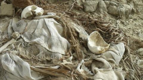 Новые открытия археологов по…