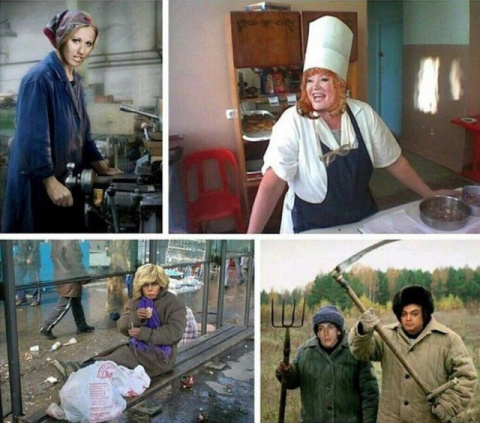 Культуру какого народа мы увидели в Новый год в телеэфире?