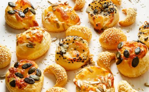 7 простых идей блюд из слоен…