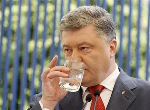 Порошенко против Саакашвили:…